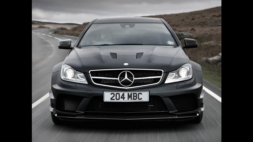 Mercedes Classe C terá inédita versão hatch na próxima geração