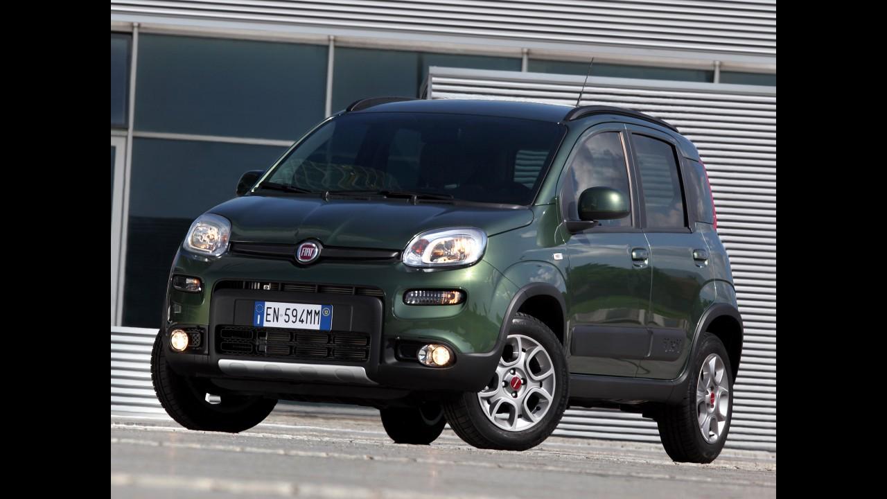 Fiat confirma lançamento do 500L e do Panda 4x4 na Argentina