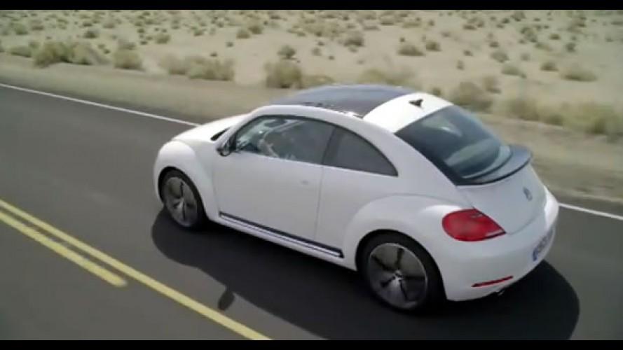 VÍDEOS mostram mais detalhes do Novo Beetle 2012