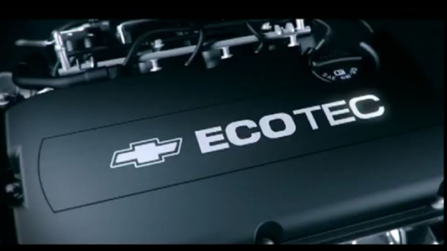 VÍDEO: Chevrolet já divulga novo motor Ecotec 6 Flex em comercial de TV no Brasil