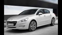 Peugeot promete lançar linha 508 no segundo semestre de 2012 no Brasil