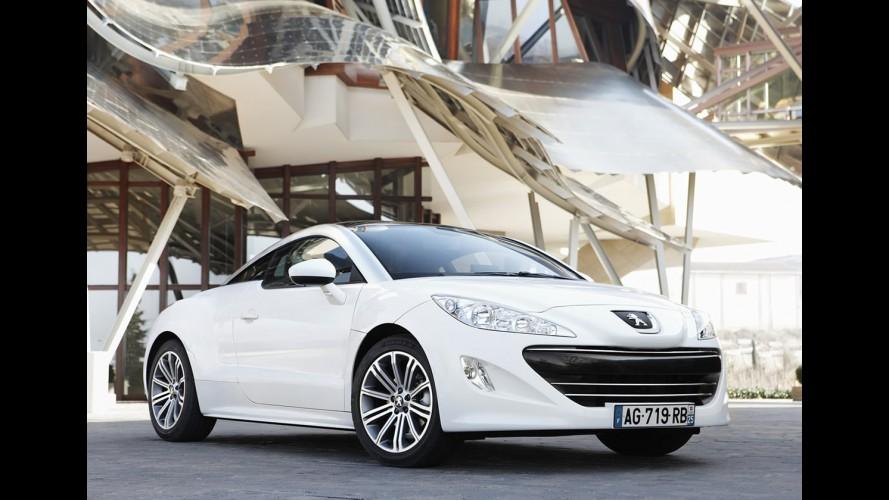 Peugeot RCZ será lançado no Brasil em outubro com preços na casa dos R$ 150.000