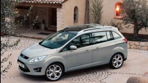 Vendas do Ford C-Max na Europa dobram em relação à geração anterior
