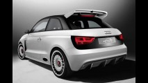 Audi A1 clubsport quattro: motor de 496 cv e 0 a 100 km/h em 3,7 segundos!!