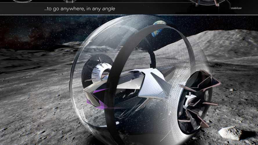I concept spaziali di Lexus