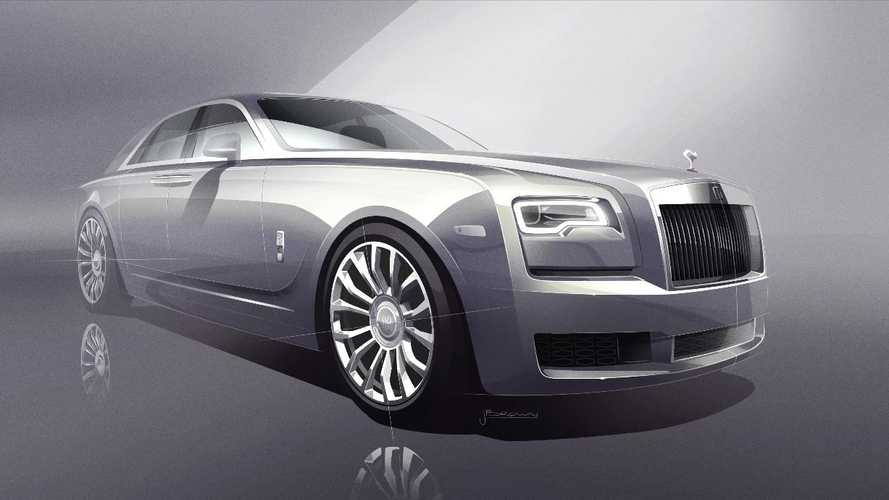 Rolls-Royce pay homage with new 'Silver Ghost' collection