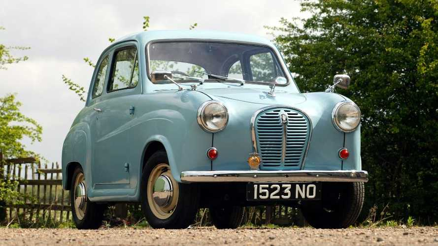 Austin A30 & A35 Buying Guide