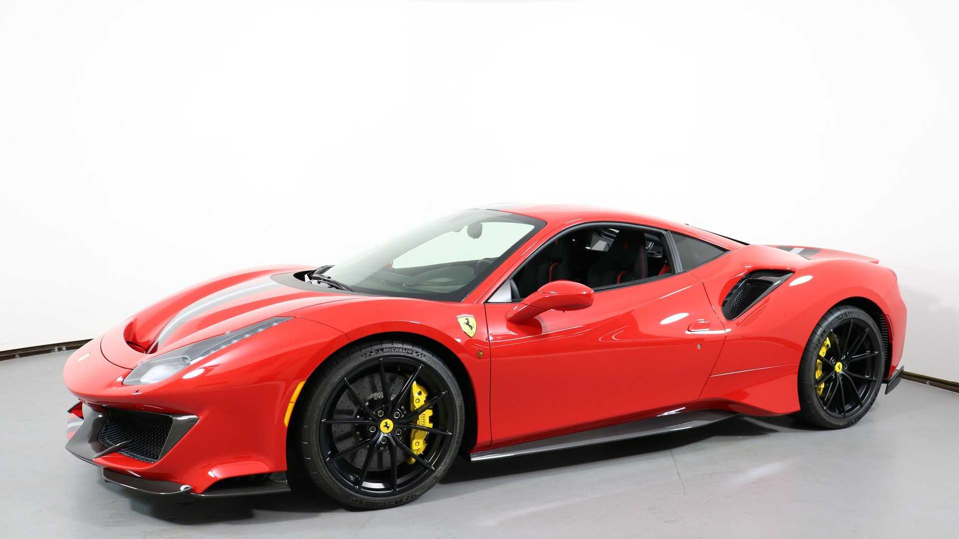 "[""Eat Up The Track With This 2019 Ferrari 488 Pista""]"