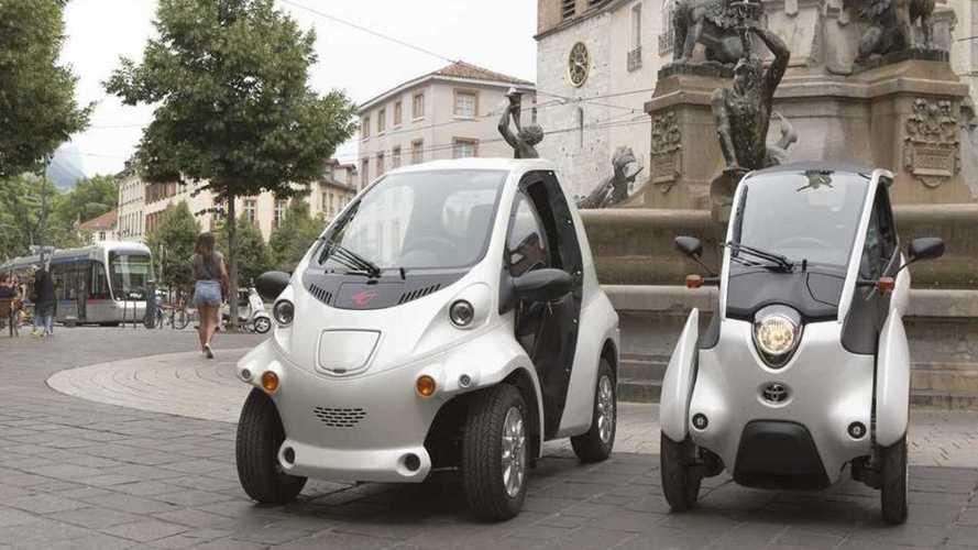 Toyota, arriva un'elettrica supercompatta con batterie intercambiabili