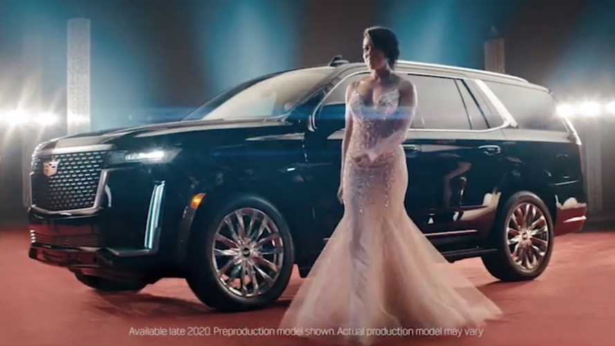 Watch The 2021 Cadillac Escalade's Oscars Ad With Regina King