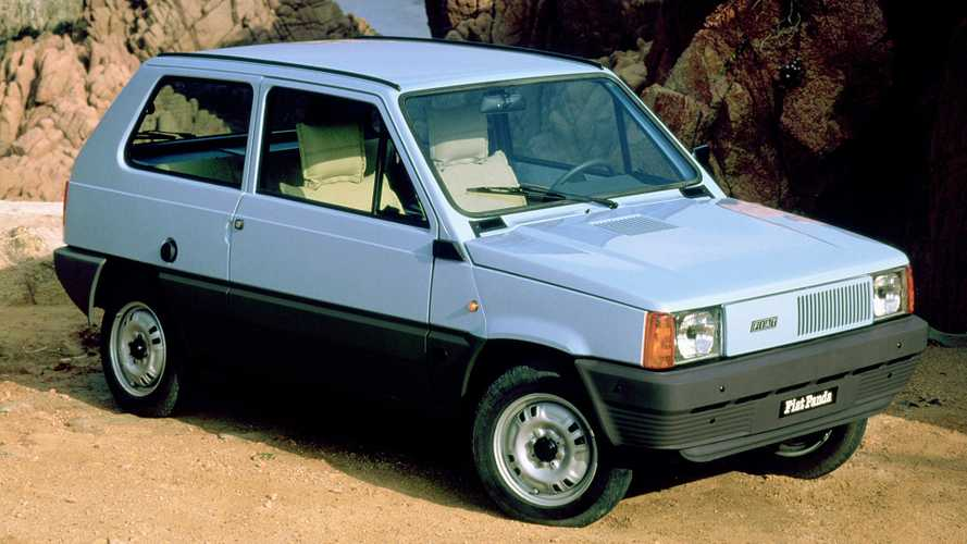 Fiat Panda, l'epopea di un piccolo grande mito italiano