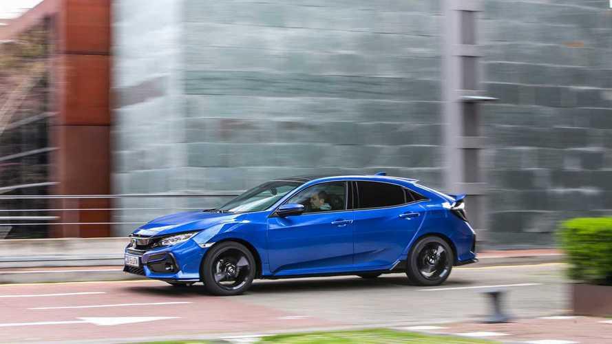 Honda Civic 2020: un icono renovado y eficiente, con la última tecnología