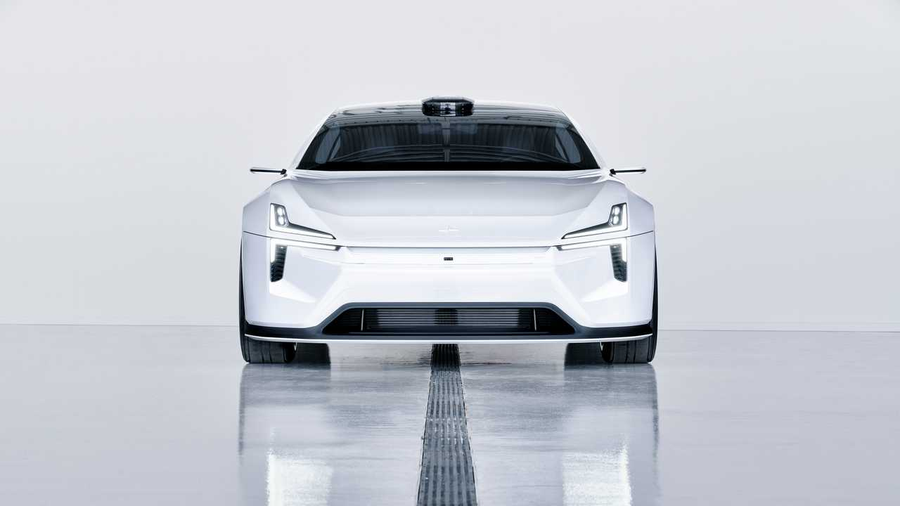 Polestar carros elétricos