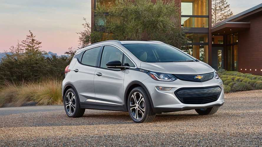 US: Chevrolet Bolt EV Achieves New Sales Record In Q1 2021