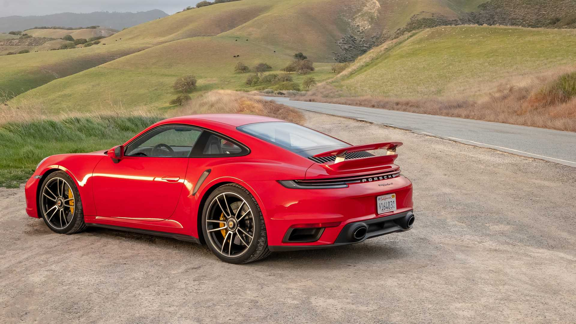 2021 Porsche 911 Turbo S Coupe: First Drive