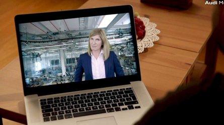 Audi apre la fabbrica di Ingolstadt per visite virtuali