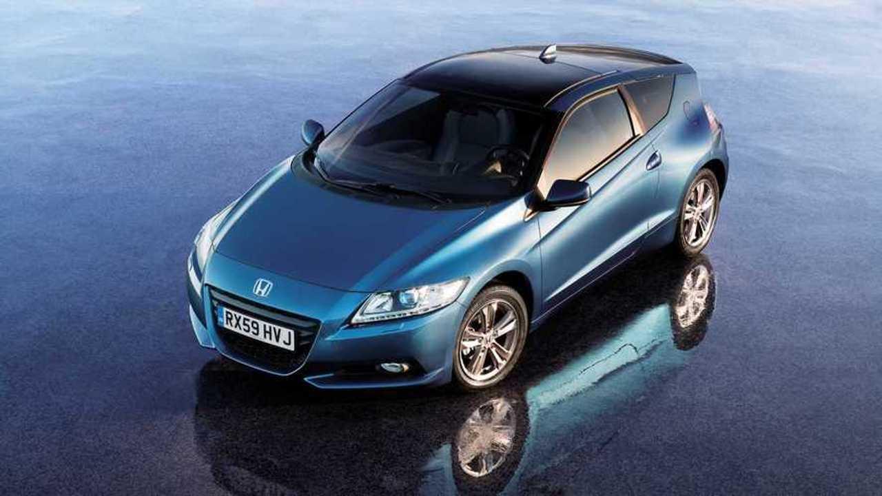 Coupés: Honda CR-Z