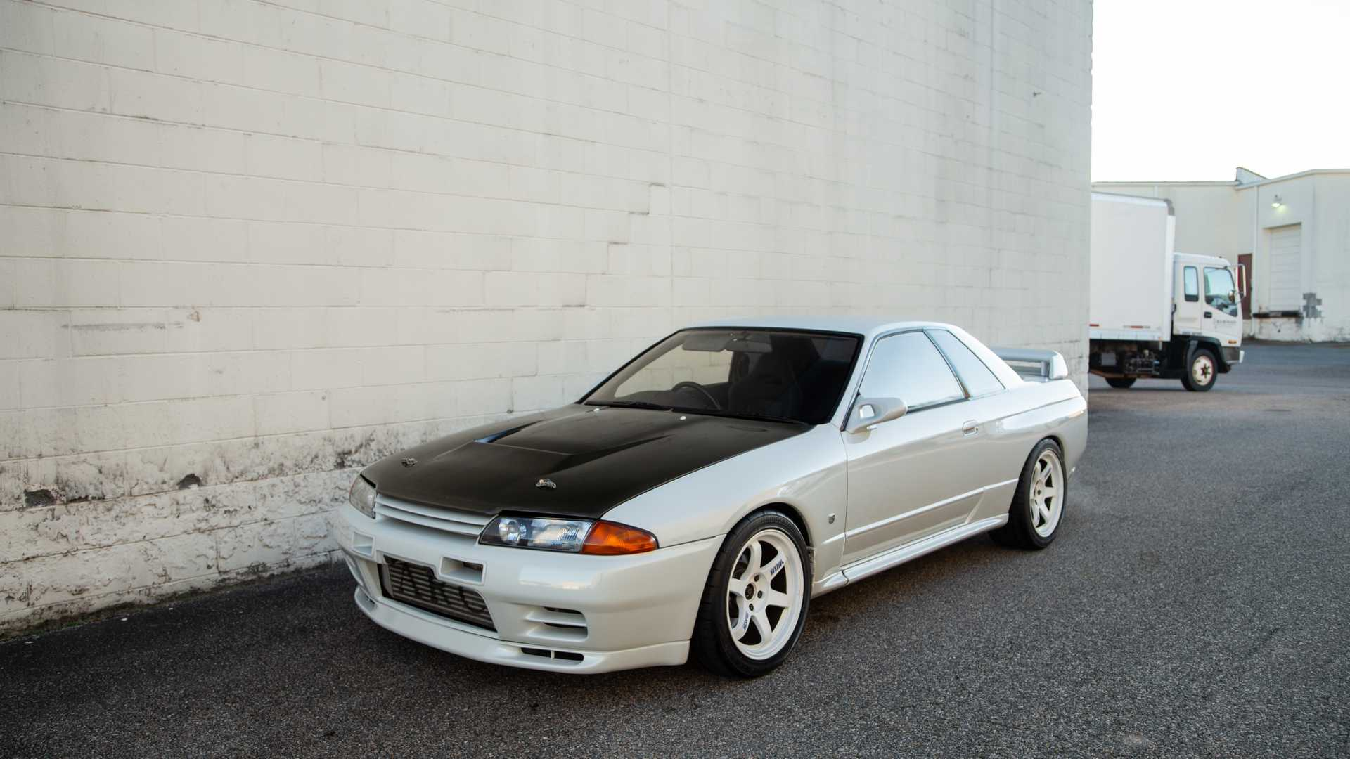 """[""""Invest In This 1994 Nissan Skyline GT-R V-Spec II""""]"""