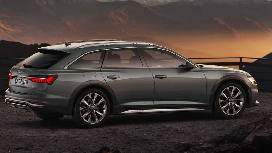 2020 Audi A6 Allroad Priced From $65,900, Nearly As Much As Q8