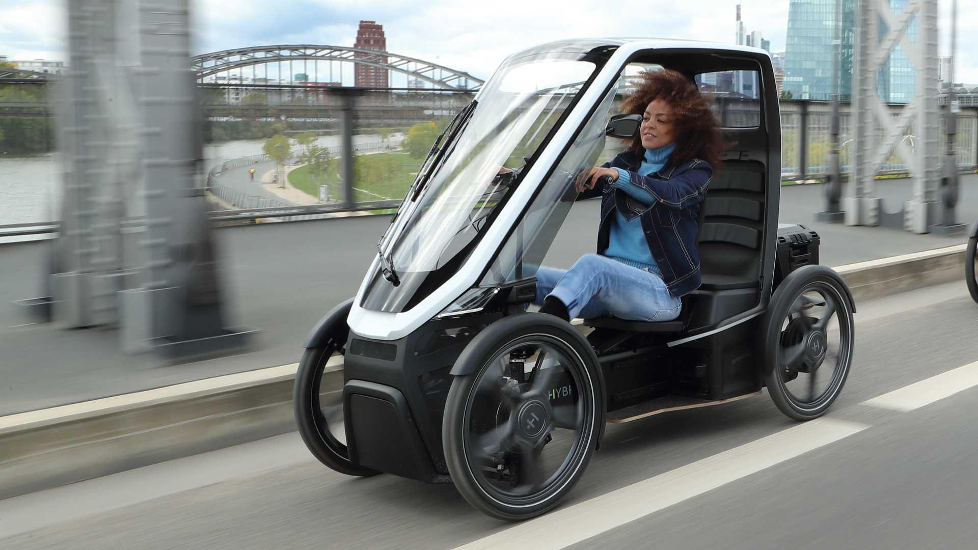 Schaeffler Bio-Hybrid: Das E-Bike mit vier Rädern startet Ende 2020