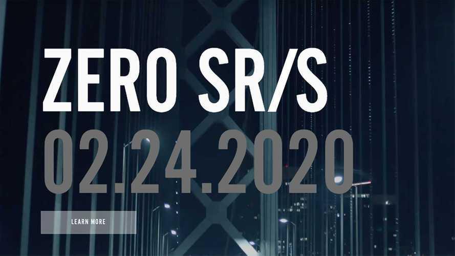 Zero Motorcycles annuncia un nuovo modello: la SR/S