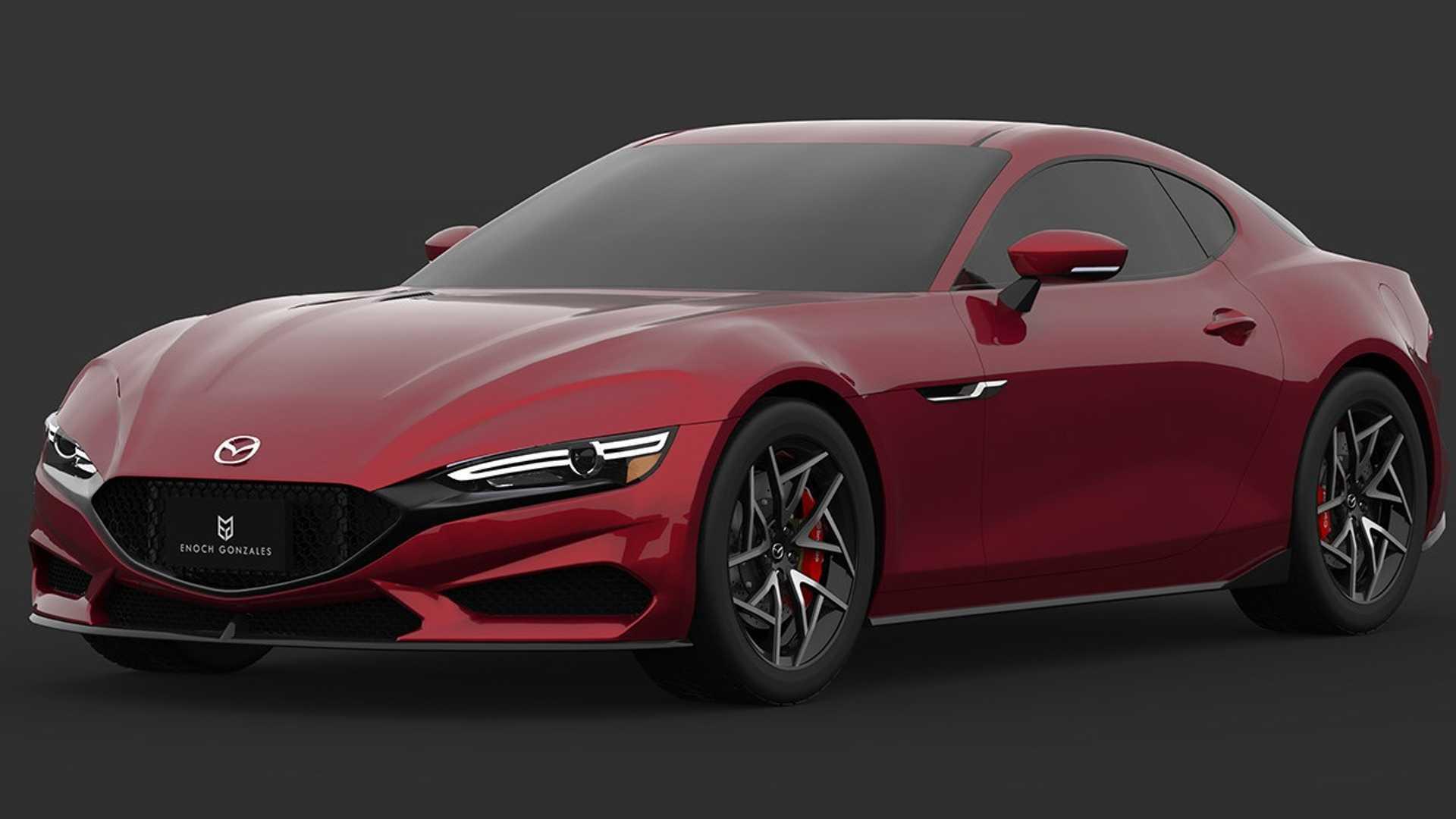 2020 Mazda RX7 Research New