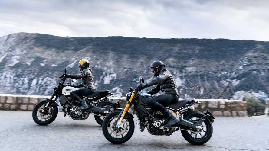 Ducati presenta le Scrambler 1100 Pro e Pro Sport