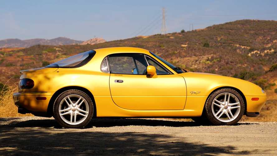 Mazda Miata M Coupe Concept Is A Forgotten One-Off Gem