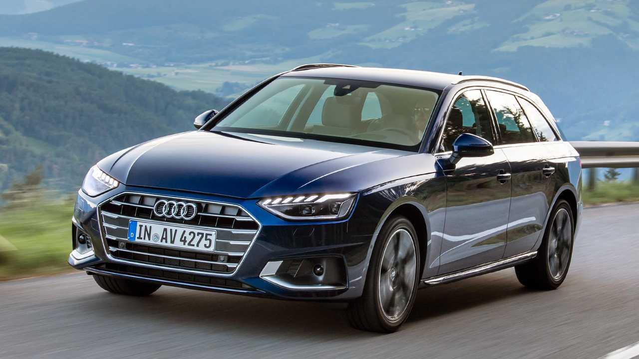Platz 10: Audi A4