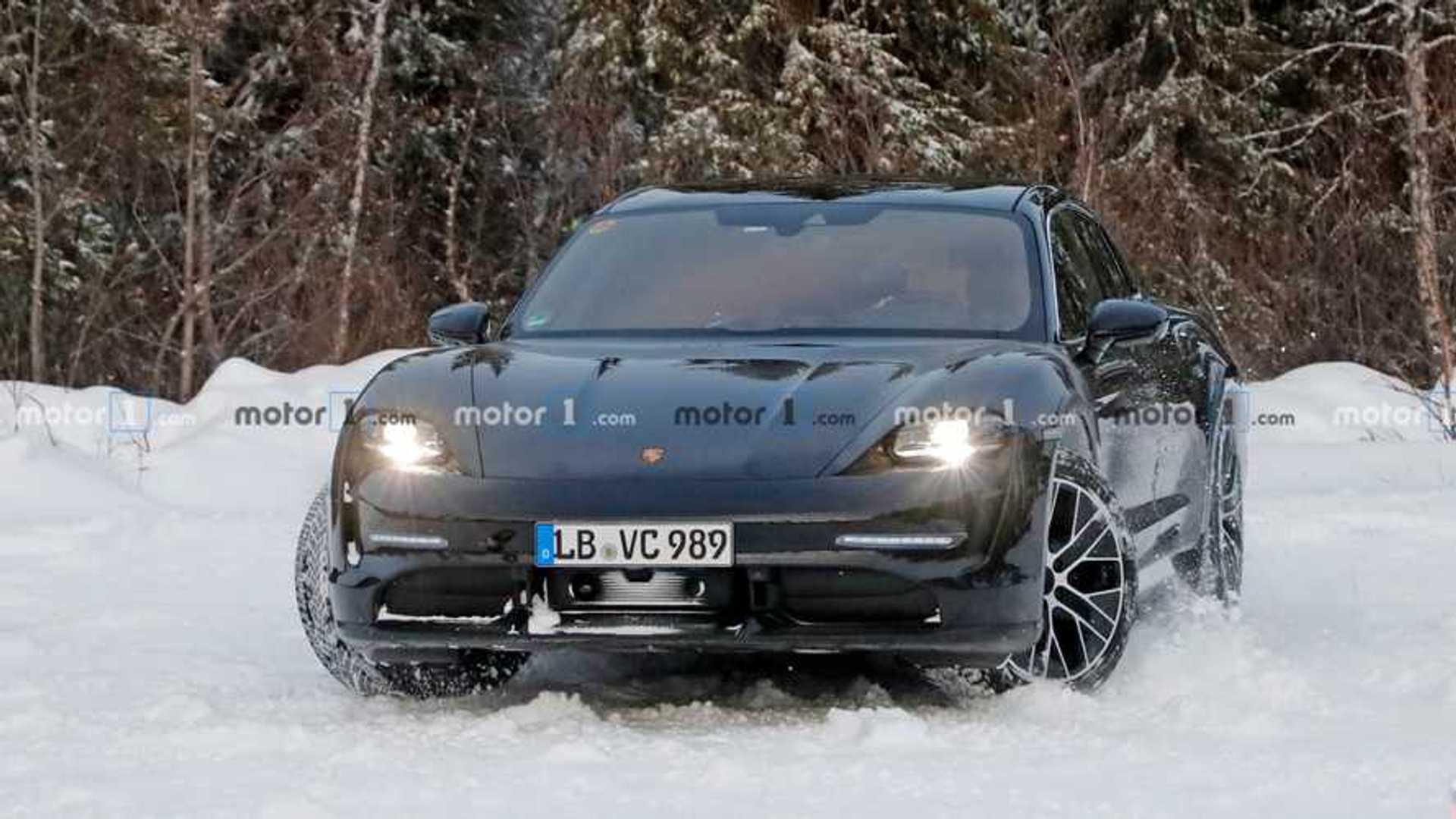 2020 - [Porsche] Taycan Sport Turismo - Page 2 Porsche-taycan-sport-turismo-new-spy-photo