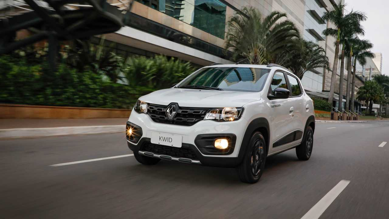 Renault Kwid - Brésil
