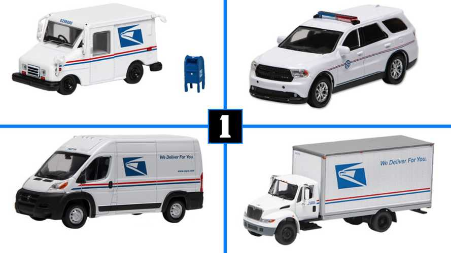 Save The USPS By Buying Its Cool Post Office Vehicle Models