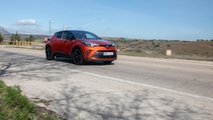 Prueba Toyota C-HR 2020 Hybrid