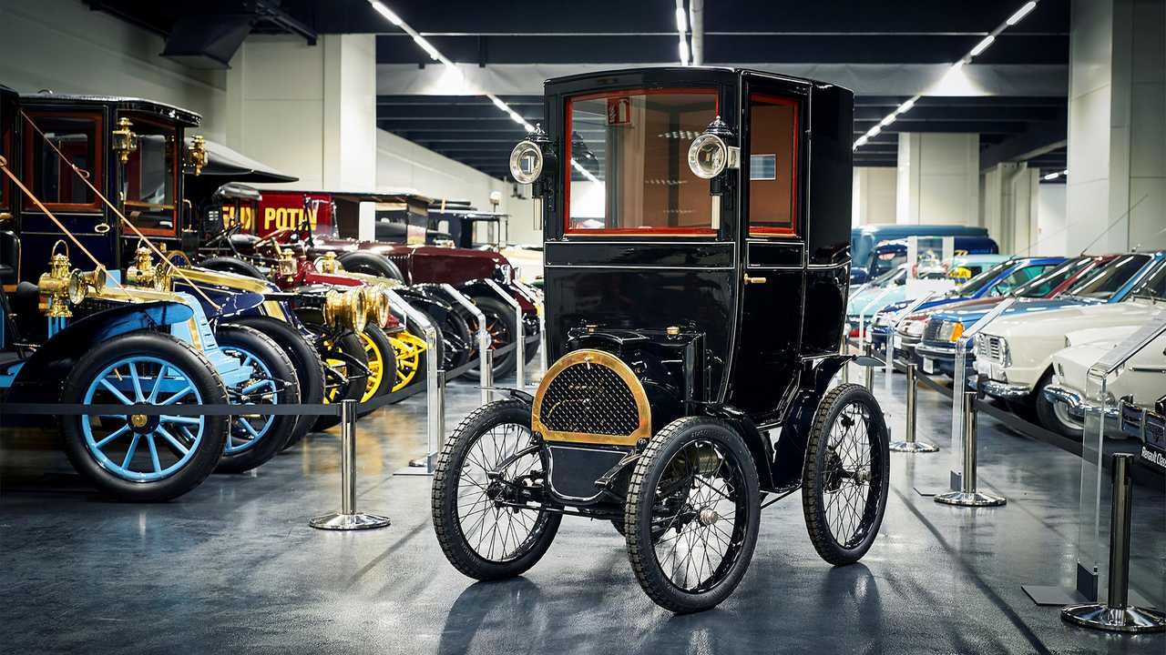 120 Jahre Renault Typ B