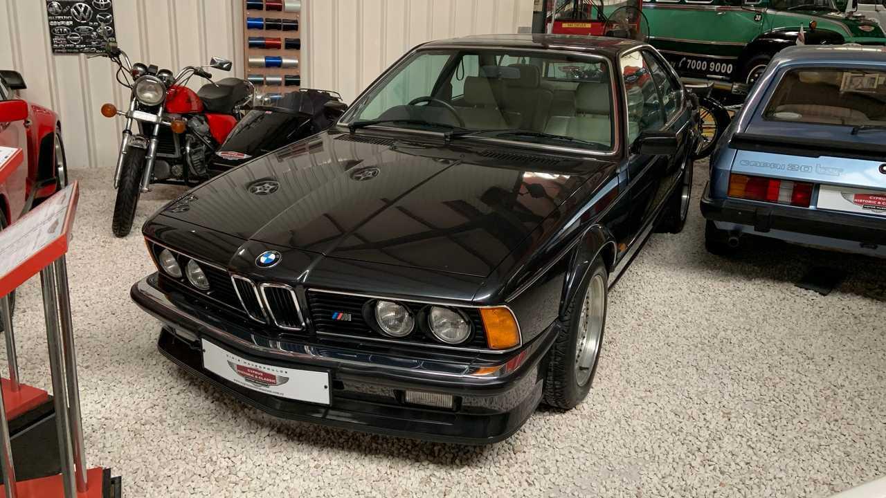 BMW M 635 CSi/M6 (E24)