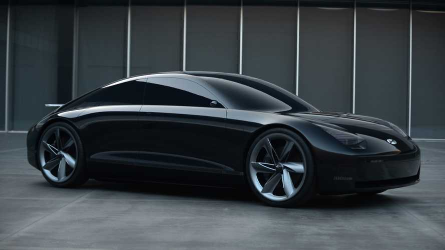 Hyundai Prophecy Concept debuts as 'ultimate automotive form'
