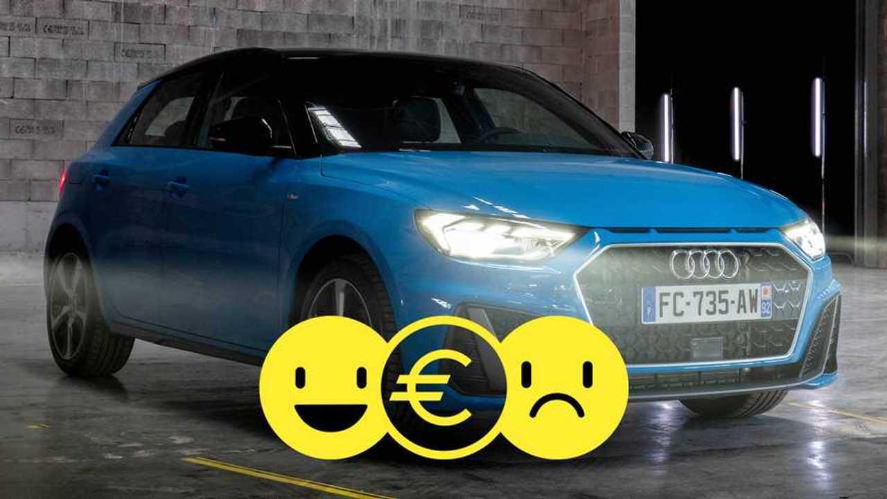 Promozione Audi A1 Marzo 2020