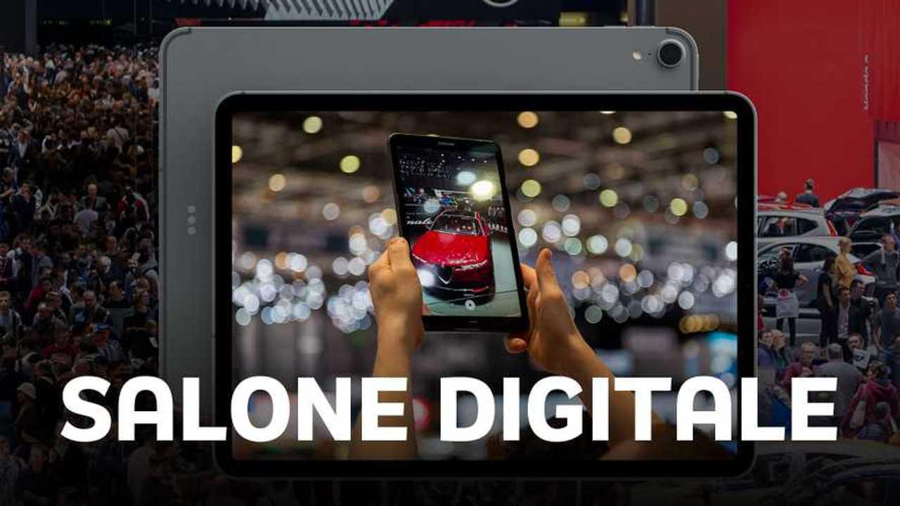 Salone digitale, Ginevra 2020