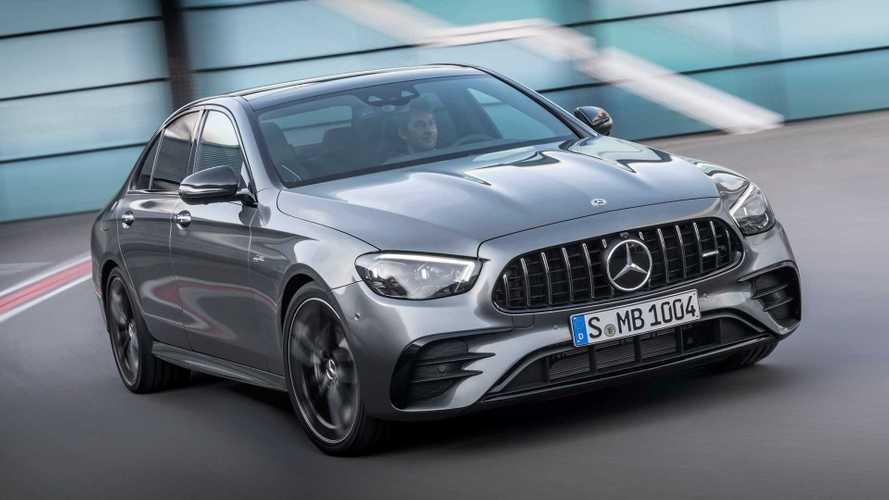 Обновленный Mercedes-AMG E 53