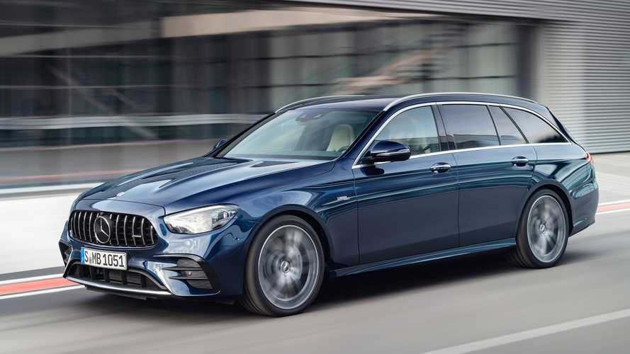 Mercedes-AMG E 53 Estate 2020
