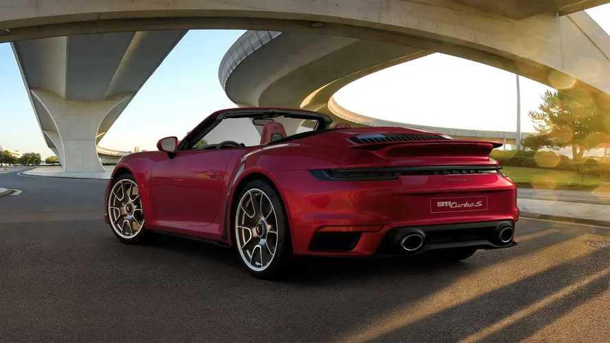 Most Expensive 2021 Porsche 911 Turbo S