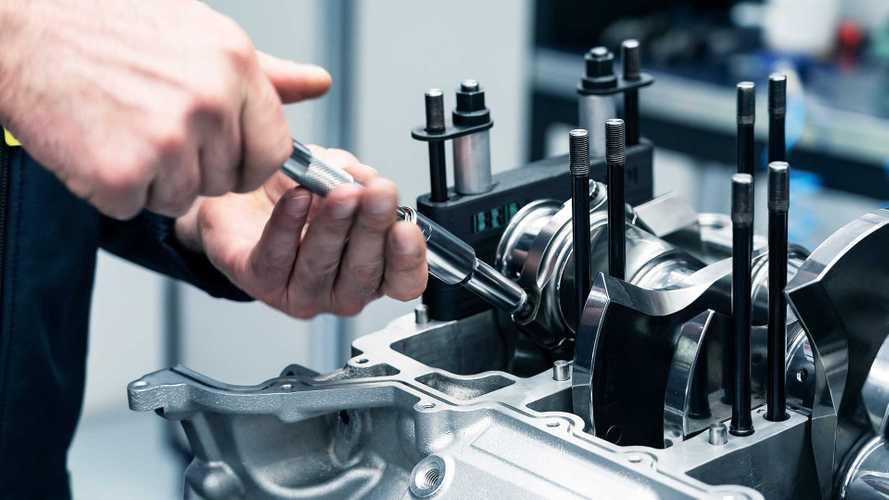 Más detalles del sistema híbrido enchufable del Aston Martin Valhalla
