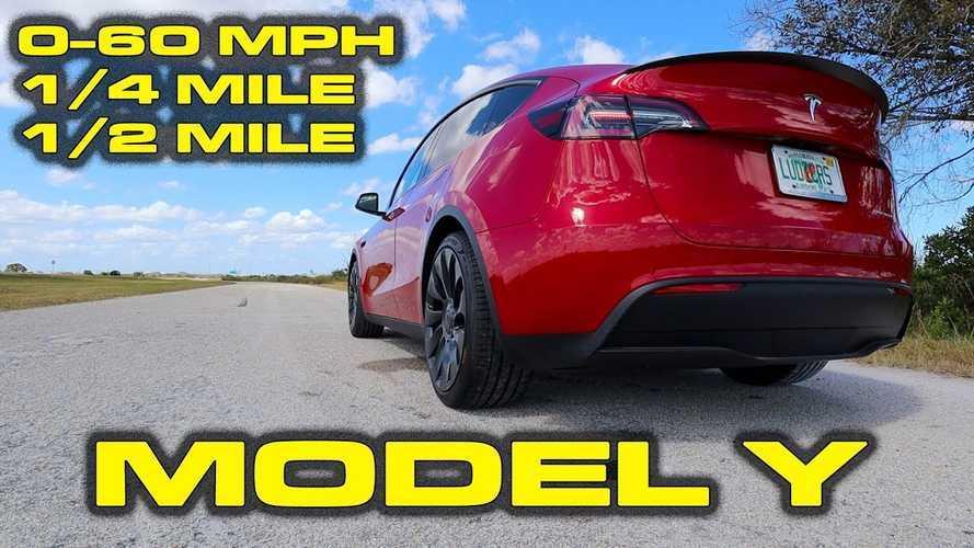 Tesla Model Y Performance, sorpresa: le prestazioni battono le attese
