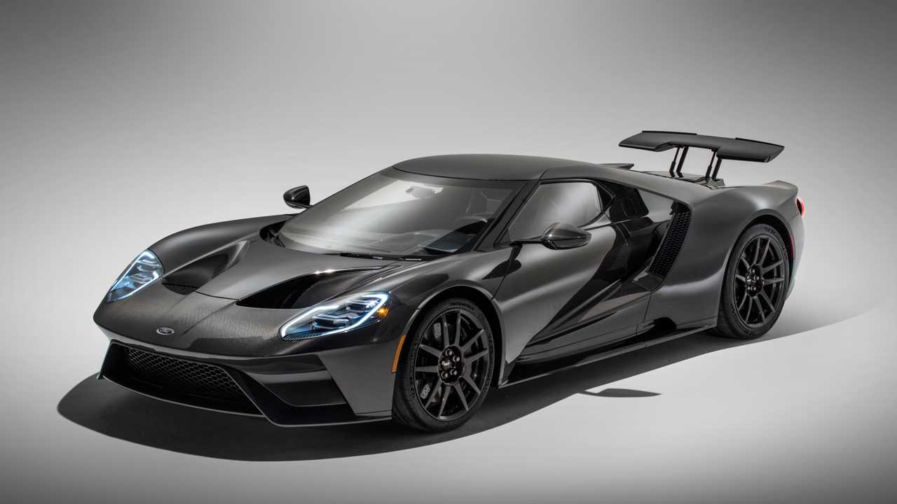 Ford GT 2020 Liquid Carbon Edition