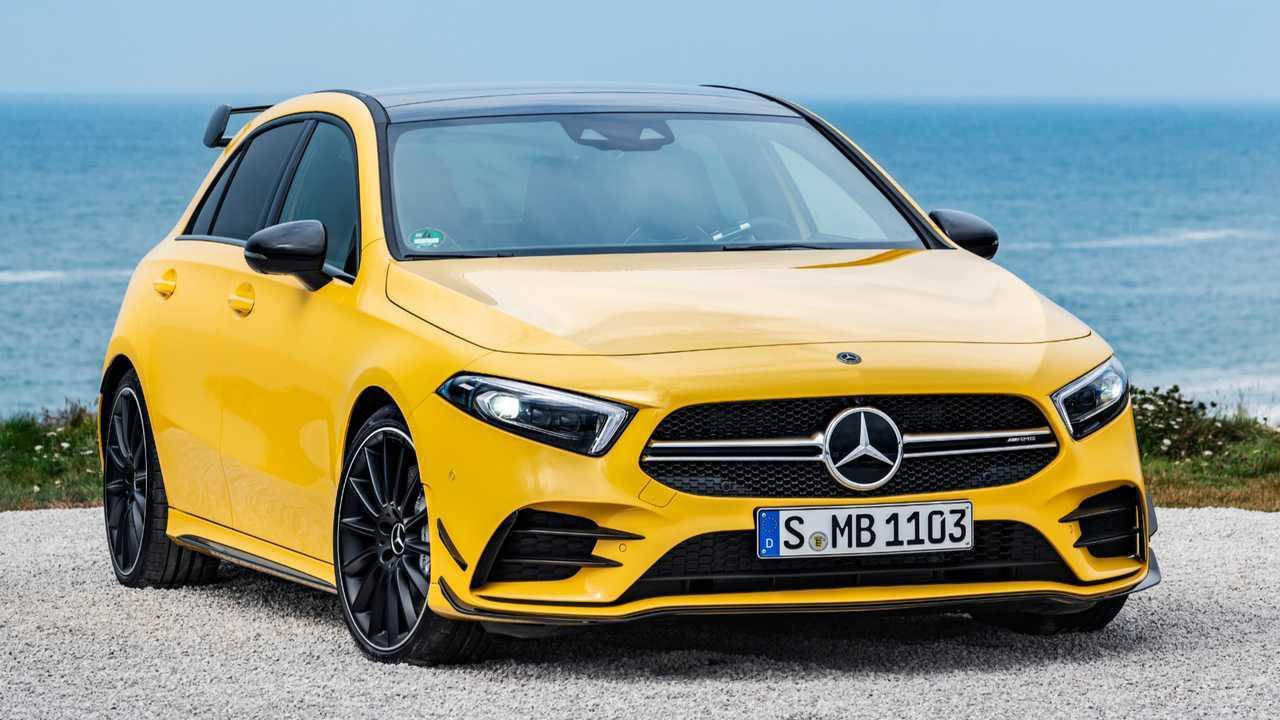 5. Mercedes-Benz A-Class