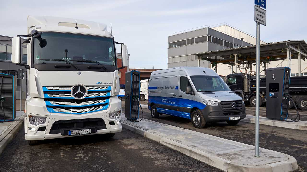 Mercedes-Benz la ricarica è in casa