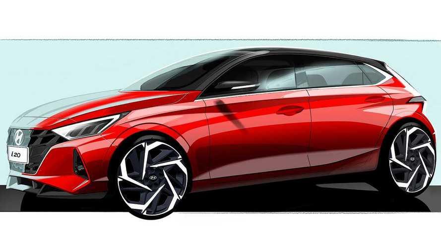 Nuova Hyundai i20, stile più grintoso per la terza generazione