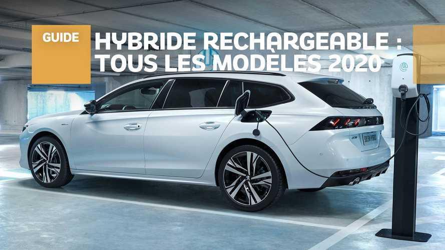 Guide d'achat - Toutes les hybrides rechargeables du marché !