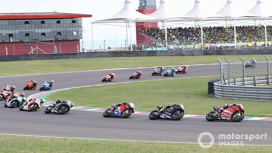MotoGP congela el desarrollo en las tres categorías hasta final de 2021