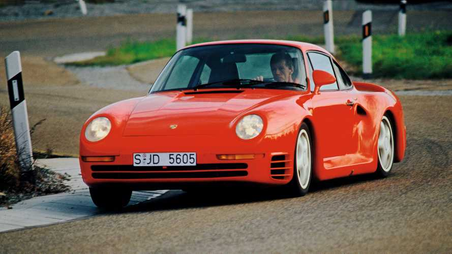Porsche 959: Supercar Sunday